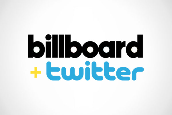 Billboard + Twitter Real-Time Charts