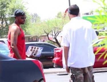 You Want Beef? (Hood Prank)