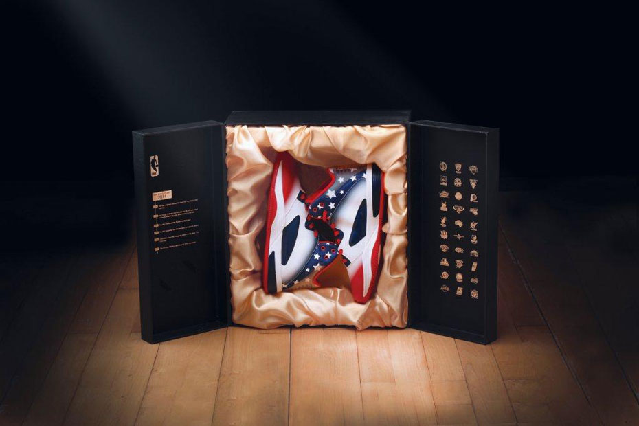 NBA Announces Limited League-Branded Shoe