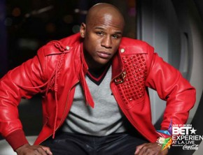 Floyd Mayweather - BET Experience Contest