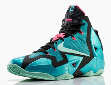 Nike LeBron 11 South Beach