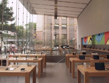 Apple Launches Omotesando, Tokyo Store