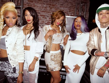 Sisterhood Of Hip Hop on Oxygen