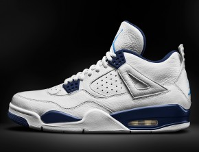 Air Jordan 4 Remastered Retro Columbia