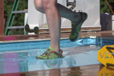 Vibram Lets People Walk On Water