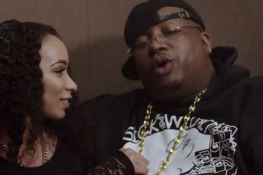 E-40 - I Be On My Sh*t (Video)