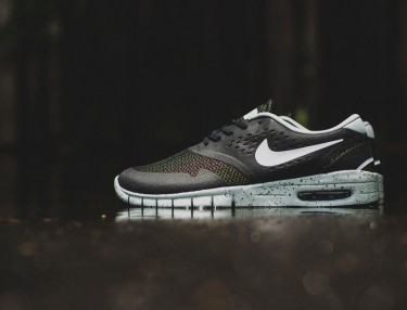 Nike SB Koston 2 Max Black/Venom Green