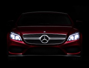 Mercedes-Benz MULTIBEAM LED Techonology