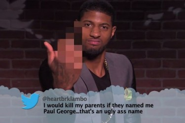 Jimmy Kimmel's Mean Tweets (NBA Edition #2)