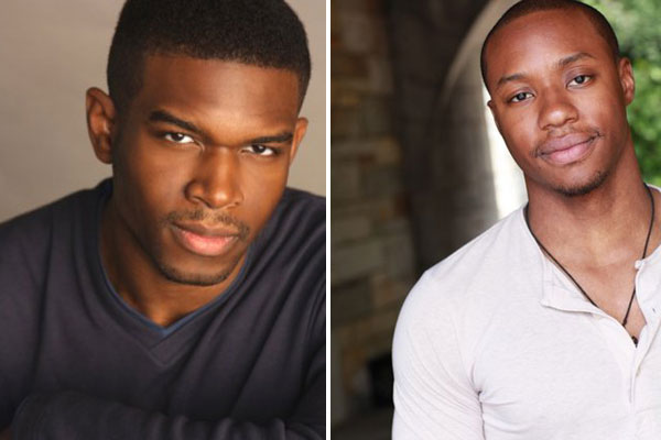 Jason Mitchell and Marcus Callendar