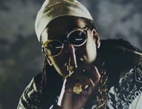 2 Chainz - Flexin' On My Baby Mama (Video)