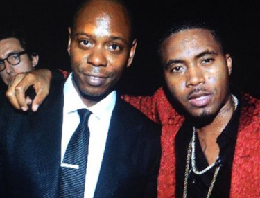 Dave Chappelle x Nas
