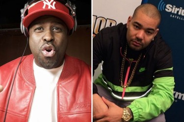 Funkmaster Flex and DJ Envy