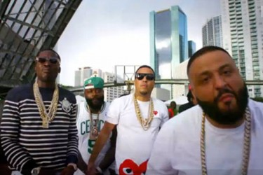 DJ Khaled ft. Rick Ross, Jay Z - They Don't Love You No More (Video)