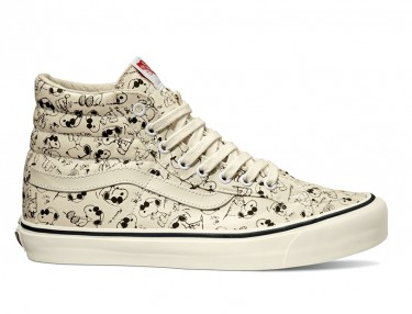 Vault by Vans Reissues '80s Peanuts Collection