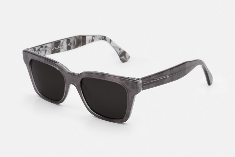 Super Sunglasses x Andy Warhol Self-Portraits Collection