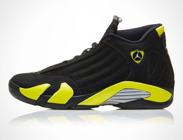 Air Jordan 14 Retro Vibrant Yellow