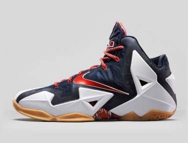 Nike LeBron 11 - July 4th