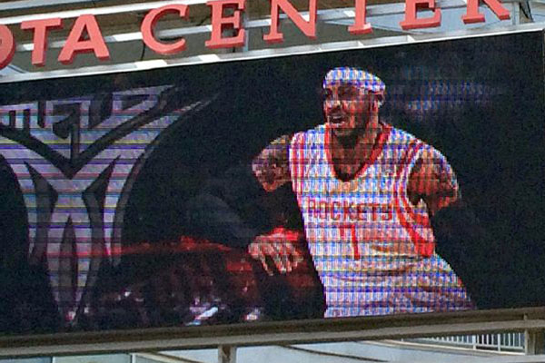 Carmelo Anthony in Houston Rockets jersey.