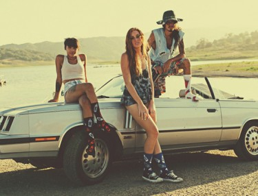 40s & Shorties Summer 2014 Collection Lookbook