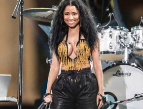 Watch Nicki Minaj Perform At Philly 4th Of July Jam