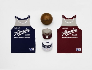 Akomplice x Mitchell & Ness 10-Year Anniversary Collection