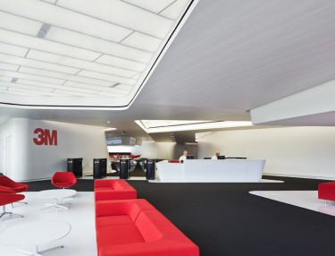 3M's re-designed Minnesota Headquarters By Atelier Hitoshi Abe