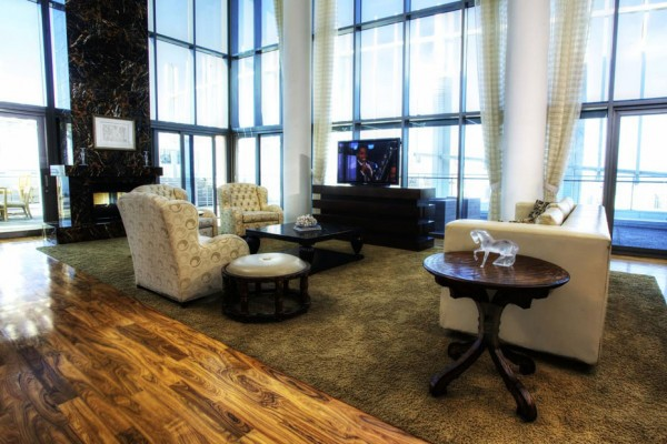 Phil Maloof's $38 Million Las Vegas Condo