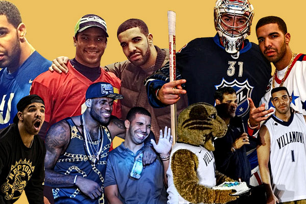Drake - Bandwagon sports fan