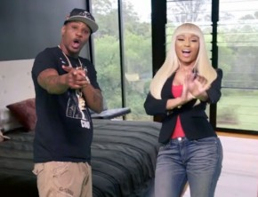 Cam'ron ft. Nicki Minaj - So Bad (Video)