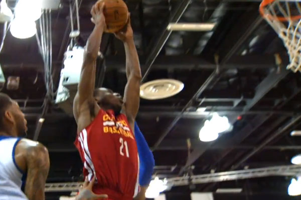 Andrew Wiggins Lights Up Summer League