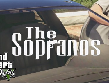 'The Sopranos' Intro Recreated In 'GTA V'
