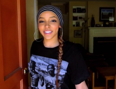 Singer Tinashe Shows Off Los Angeles Home