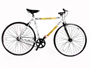 Akomplice x Panda 'Into the Wild' Bicycle
