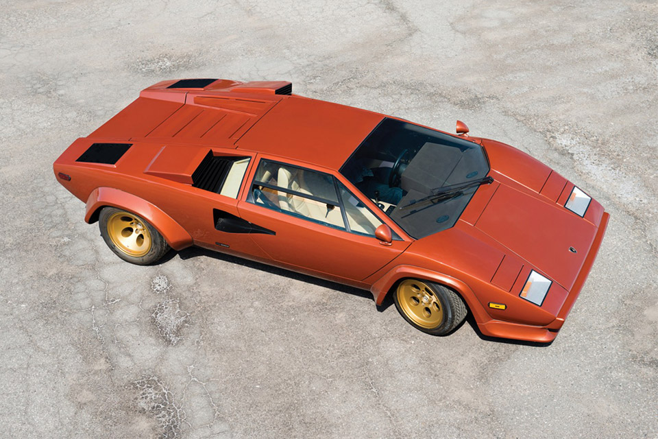 1979 Lamborghini Countach LP400S Series I