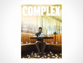 Kendrick Lamar - Complex August/September 2014