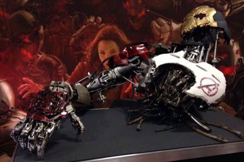 Early version of Ultron