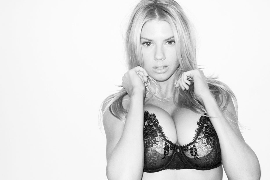 Charlotte McKinney By Terry Richardson