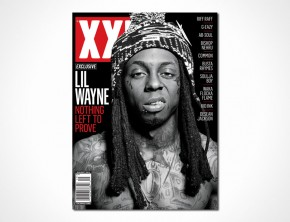 XXL August/September issue - Lil Wayne