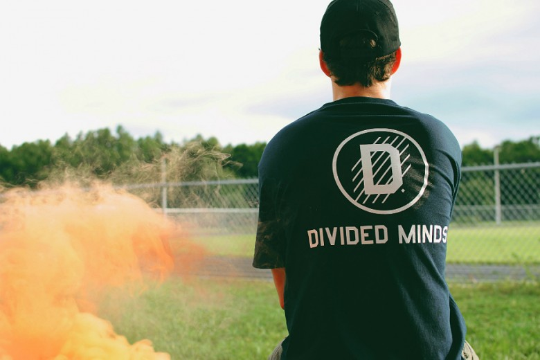 The Divided Minds - Summer 2014