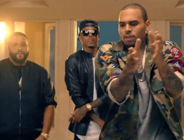 DJ Khaled ft. Chris Brown, Future, Others - Hold You Down (Video)