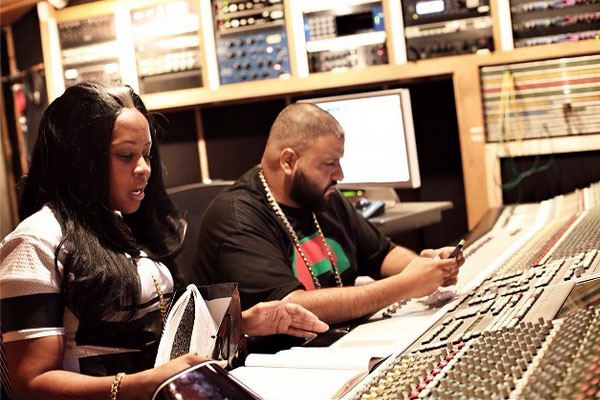 Remy Ma and DJ Khaled