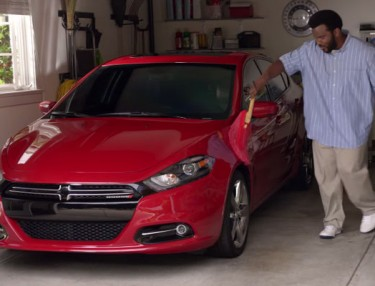 Craig Robinson, Jake Johnson Don't Touch My Dodge Dart campaign