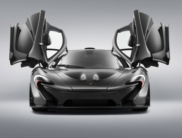 McLaren 'Special Operations Edition' P1