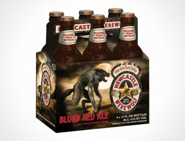 Newcastle Werewolf Blood-Red Ale