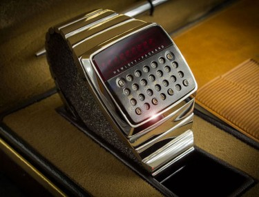 1977 HP-01 Smartwatch by Hewlett-Packard