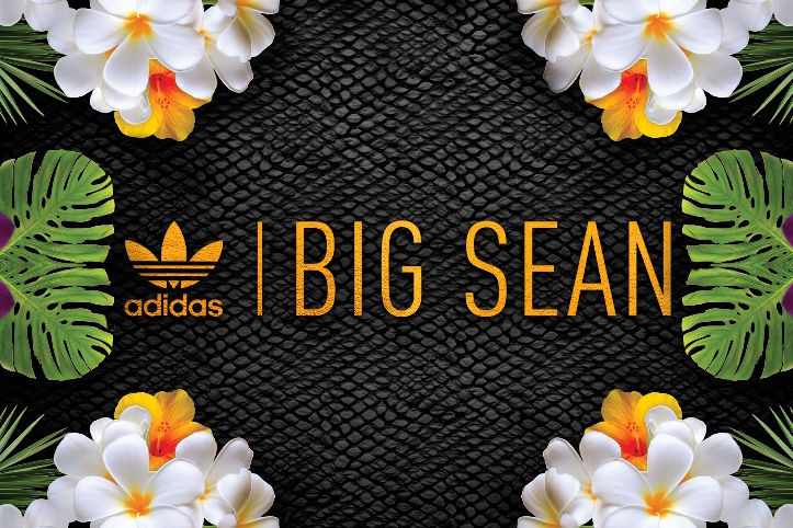 Big Sean x Adidas Original Fall 2014 Teaser