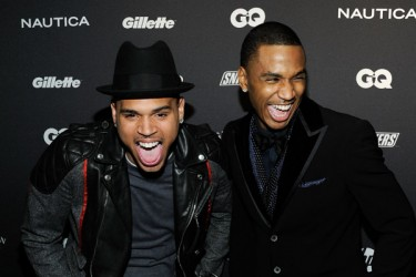 Chris Brown and Trey Songz