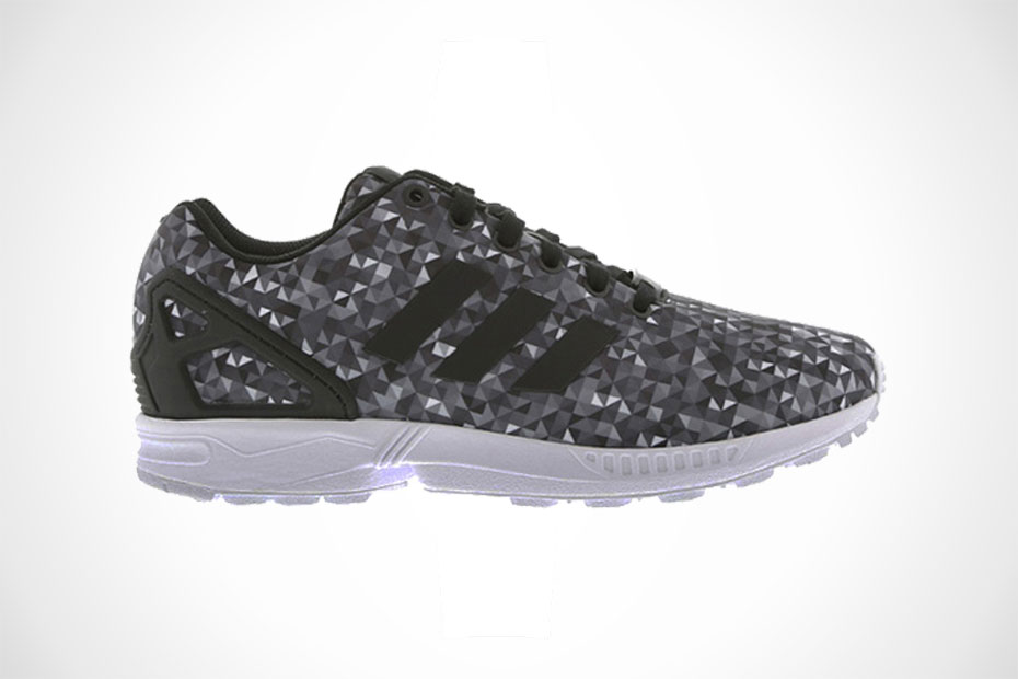 Adidas Originals ZX Flux 'Monochrome Diamond'