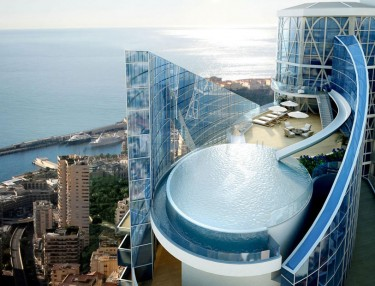 Odeon Tower's Sky Penthouse In Monaco